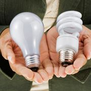 Due lampadine alogene