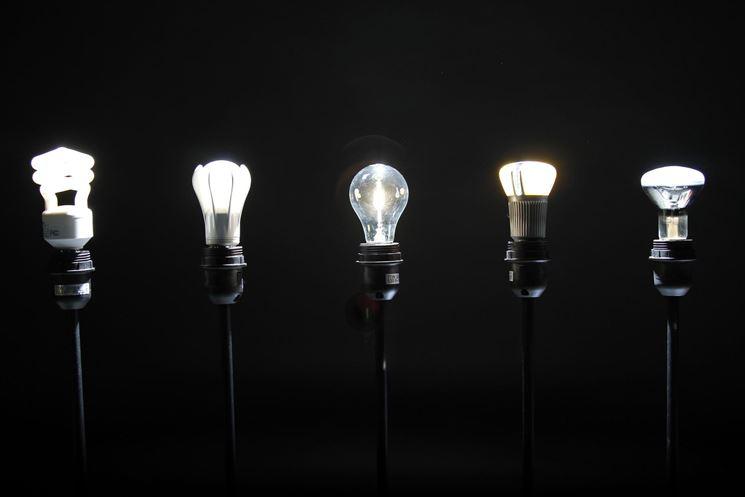 Modelli lampadine