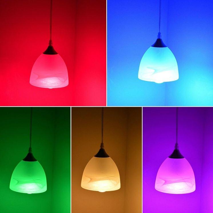 Le lampade a led lampade per casa illuminazione led - Lampade a led per casa ...