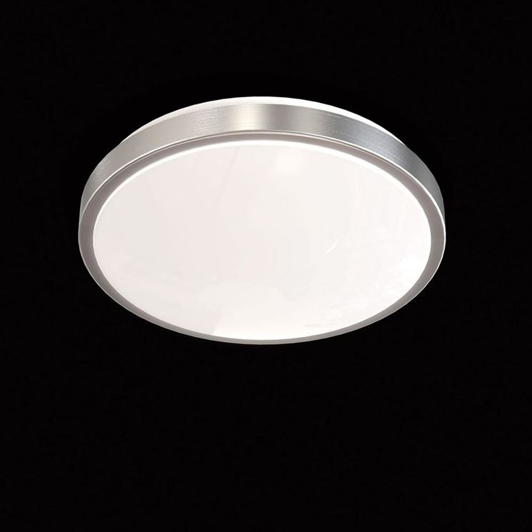 Plafoniera led lampade per casa illuminazione led for Lampade a led casa