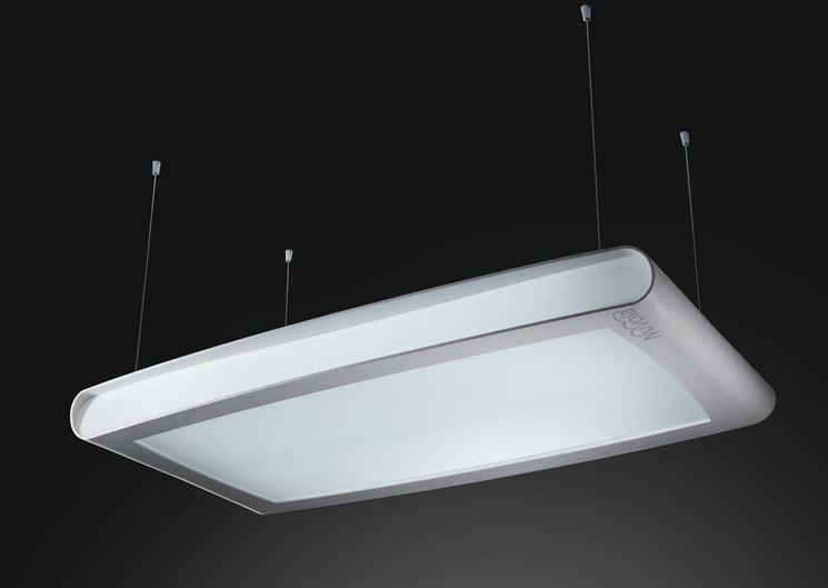 Plafoniere Neon Per Cucina : Plafoniere neon lampade per casa tipi e funzionamento