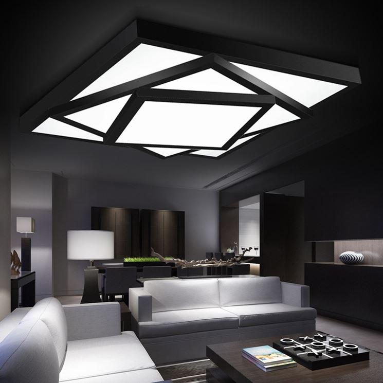 Plafoniere Per Casa.Plafoniere Neon Lampade Per Casa Tipi E Funzionamento