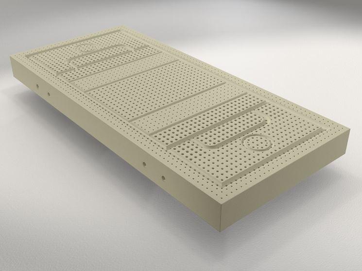 Manutenzione materasso lattice