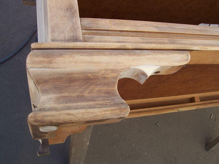 Come restaurare un mobile restauro fai da te consigli restauro mobili - Come verniciare un mobile antico ...