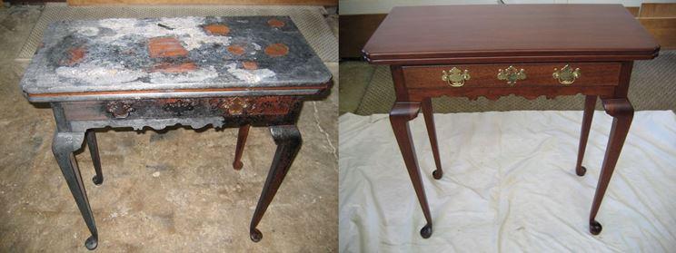 Restauro e risanamento conservativo restauro fai da te - Mobili vecchi da restaurare ...