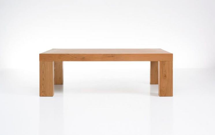 Costruire tavolo legno tavoli realizzare tavolo - Costruire tavolino ...