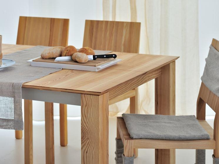 Tavoli allungabili in legno - Tavoli - Tavoli in legno allungabili