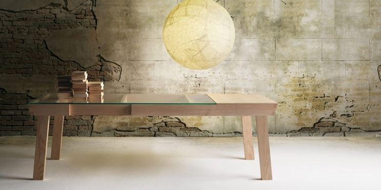 Tavolo Moderno E Sedie Antiche.Tavoli Allungabili Tavoli Tavoli Allungabili Multiuso