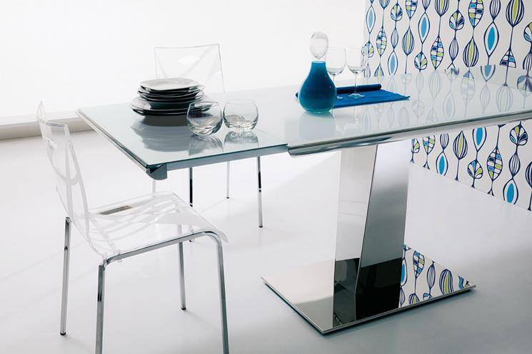Tavoli allungabili tavoli tavoli allungabili multiuso for Tavoli da terrazzo