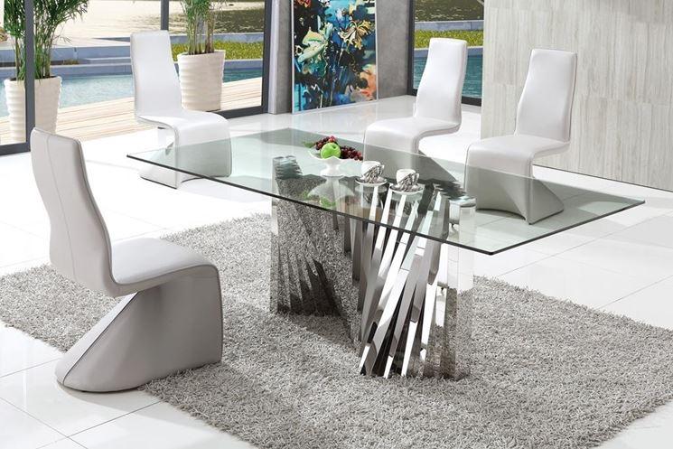 Tavoli da pranzo tavoli tipologie di tavolo da pranzo - Tavoli da pranzo design ...