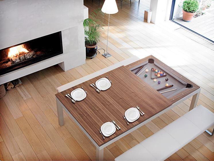 Tavolo da soggiorno moderno