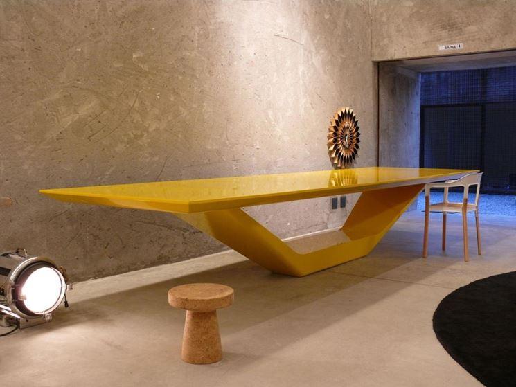Tavolo da soggiorno di design