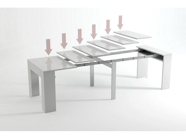 Tavoli design allungabili tavoli tavoli allungabili di for Tavoli di design outlet