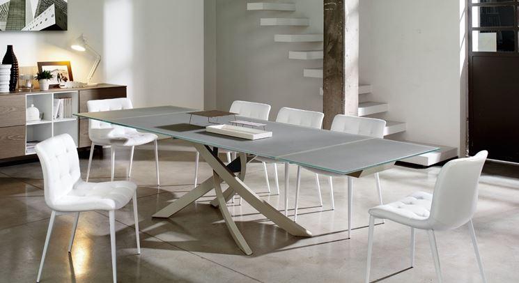 Tavoli design allungabili tavoli tavoli allungabili di for Tavoli allungabili di design