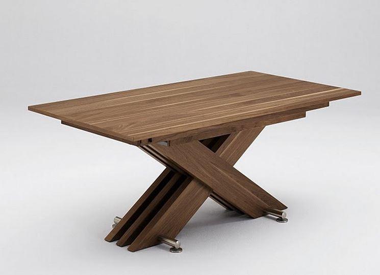 Tavoli in legno moderni tavoli tavoli legno moderni for Tavoli estensibili in legno