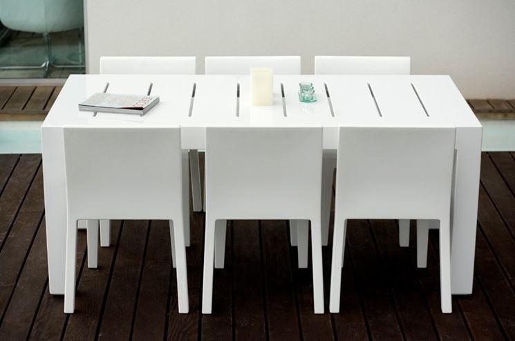 Tavoli in resina da esterno tavoli tavoli da esterni - Resina da esterno ...