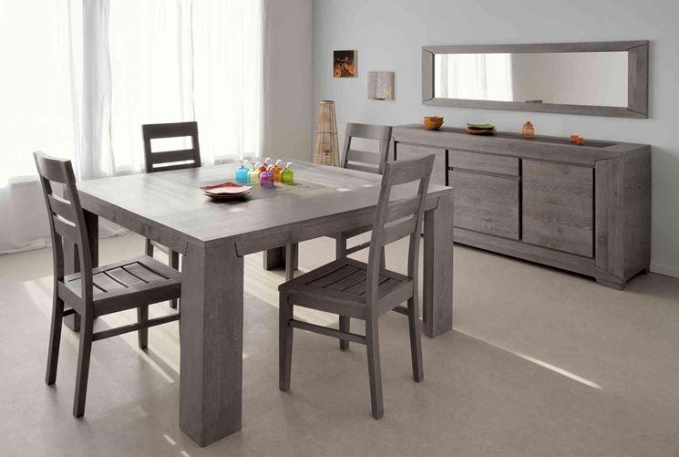 Tavolo per soggiorno moderno