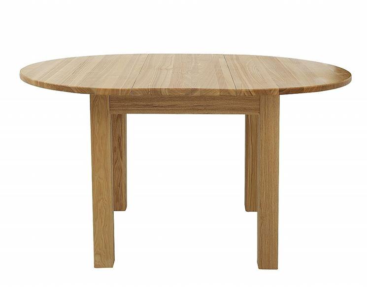 Esempio di tavolo rotondo