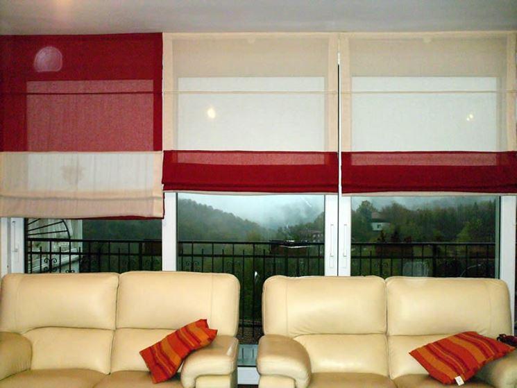 Trendy tende a pacchetto tende da interni tende a pacchetto with tende per casa montagna - Tende casa montagna ...