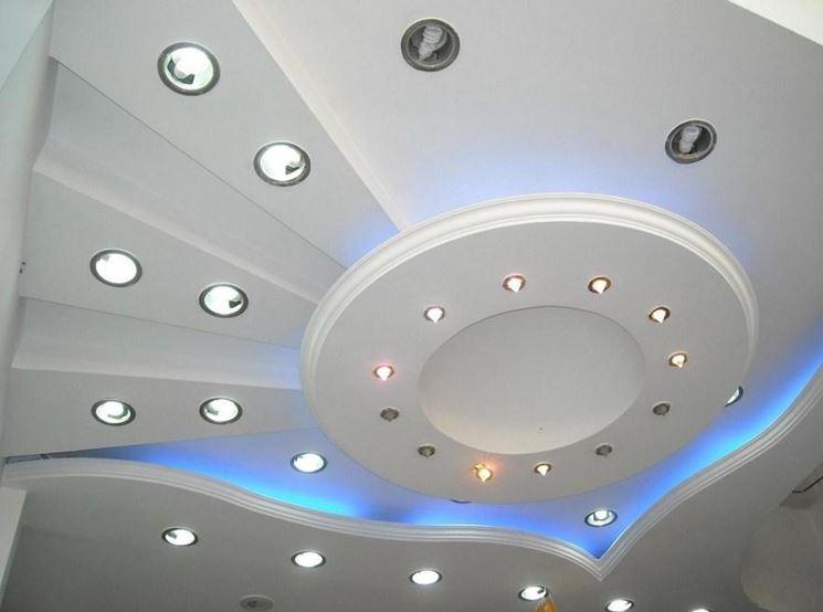 Controsoffitto portante controsoffittature soffitto design - Controsoffitto portante ...