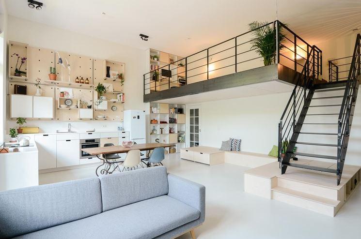 Soppalco design
