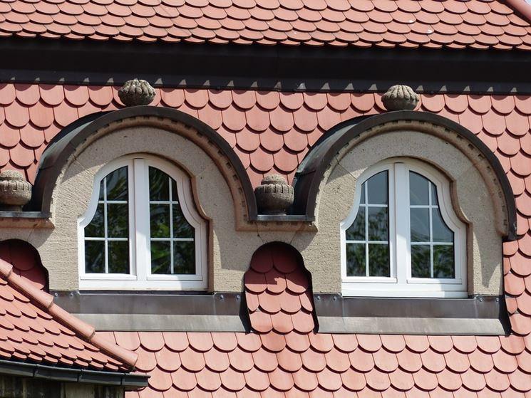 Casa tetto