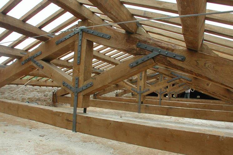 Copertura tetto in legno - Coperture tetti - Coperture per tetto in legno