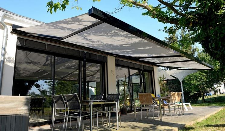 Coperture terrazzi - Coperture tetti - Tettoia terrazzo