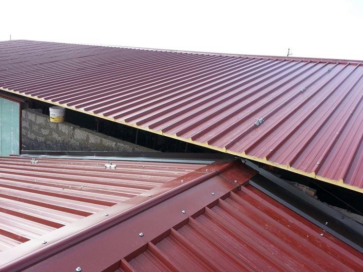 Conosciuto Pannelli copertura tetti - Coperture tetti - Pannelli per  CW17