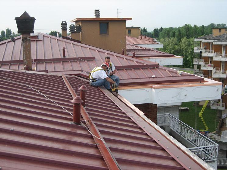 Pannelli copertura tetti coperture tetti pannelli per for Prezzo al piede quadrato per costruire un garage