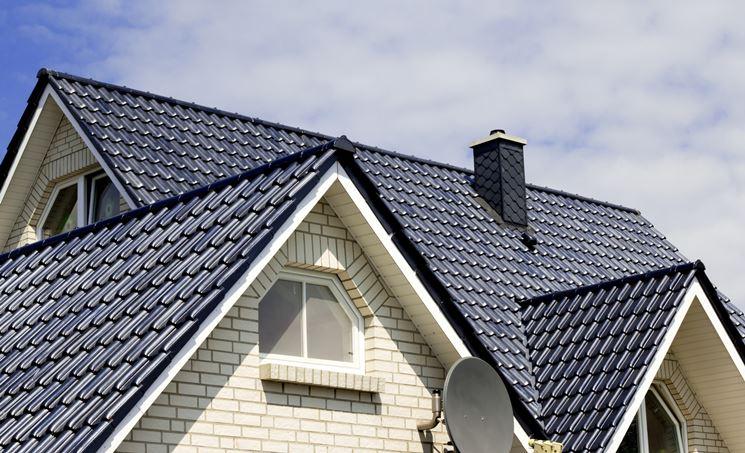 Esempio di coperture tetti