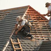 Costruzione di un tetto inclinato