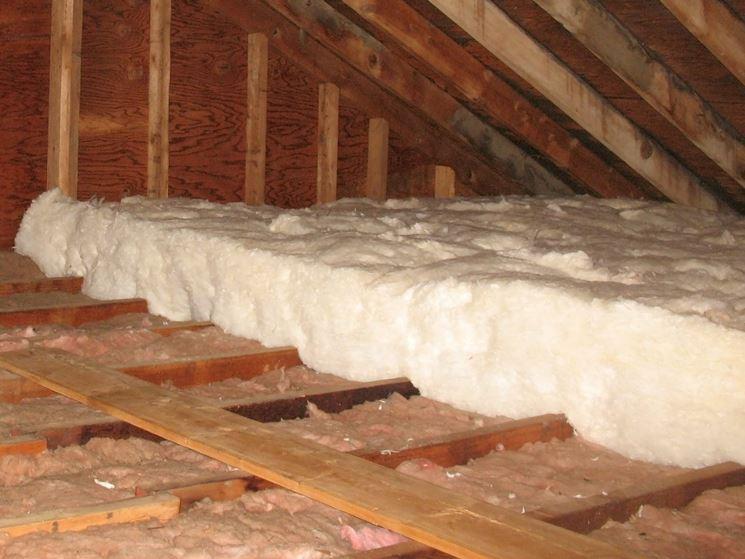 isolare tetto