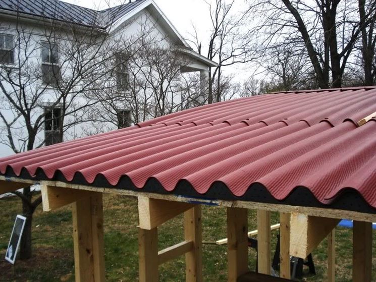 Lastre per le coperture dei tetti