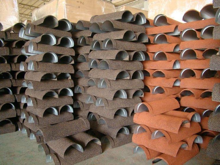 Modelli di tegole portoghesi