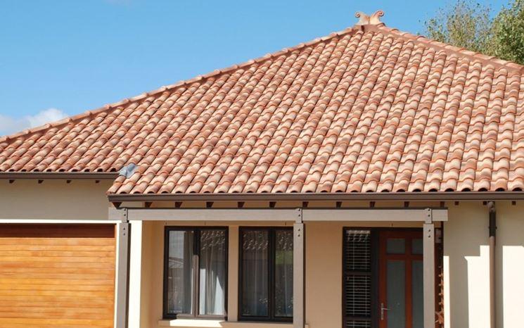 Tegole portoghesi per tetti