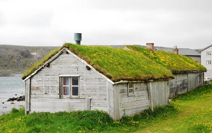 La casa e la natura