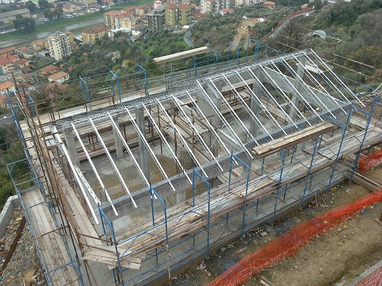 sistema modulare tetto facile