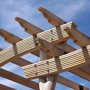 travi legno lamellare prezzi