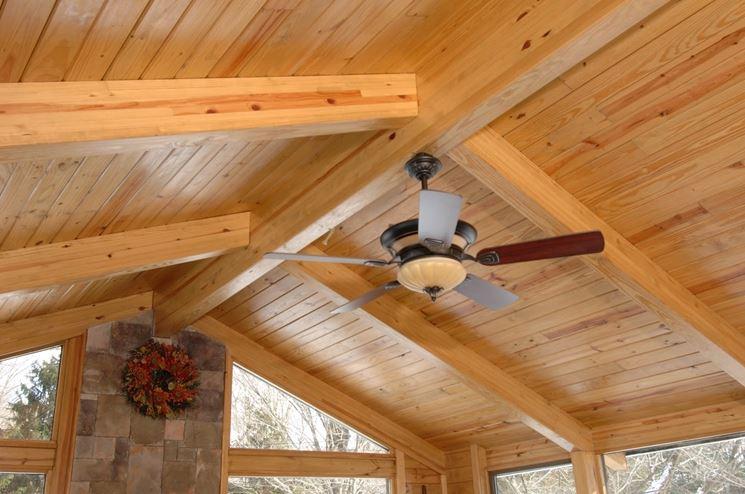 travi in legno per soffitto prezzi design casa creativa