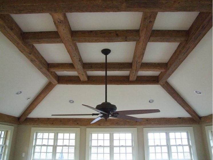 Travi decorative