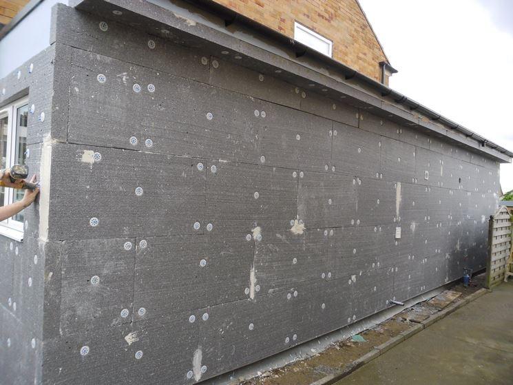 Coibentazione muri esterni