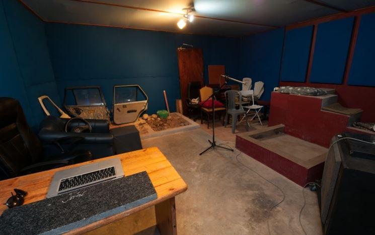 Isolamento acustico studio