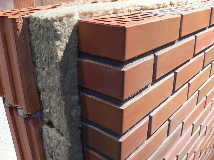 Isolante murature mattoni