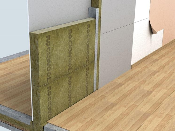 pannelli per isolamento termoacustico