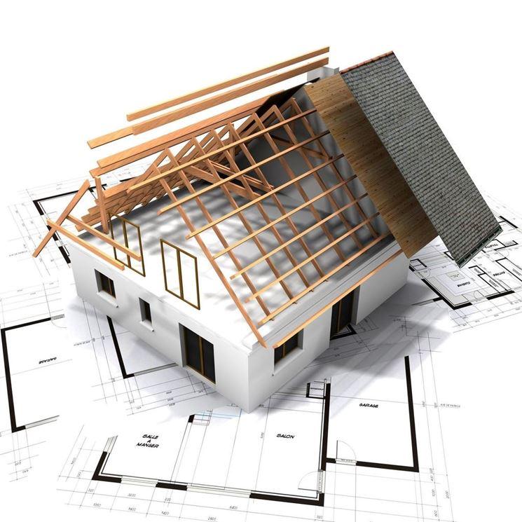 Progettazione tetto