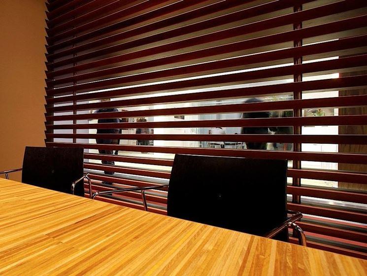 Divisorio interni in legno