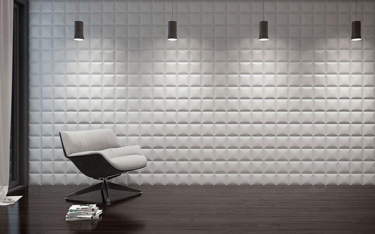 Pannelli applicati a pareti