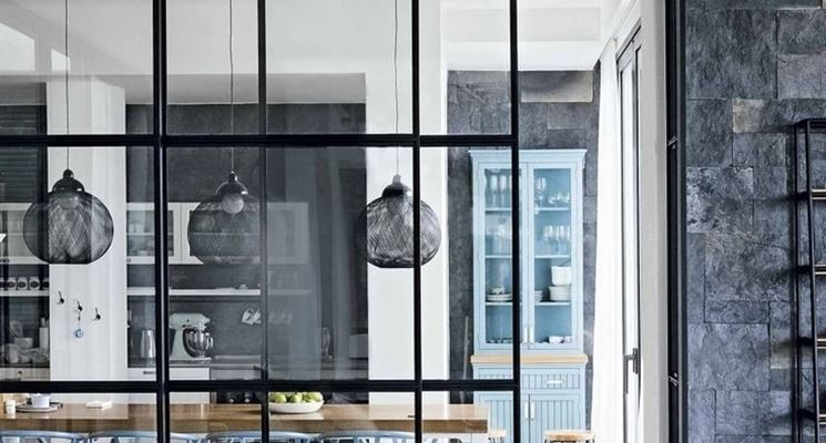Pareti divisorie cucina soggiorno   pareti divisorie   tipologie ...