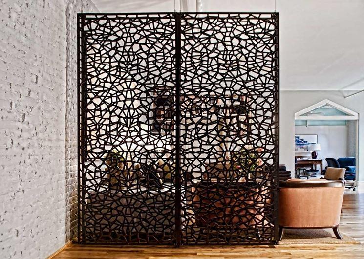 Souvent Pareti divisorie design - Pareti divisorie - Installare pareti  QR59